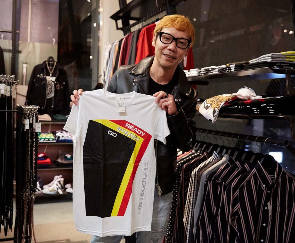 Tシャツ(1)