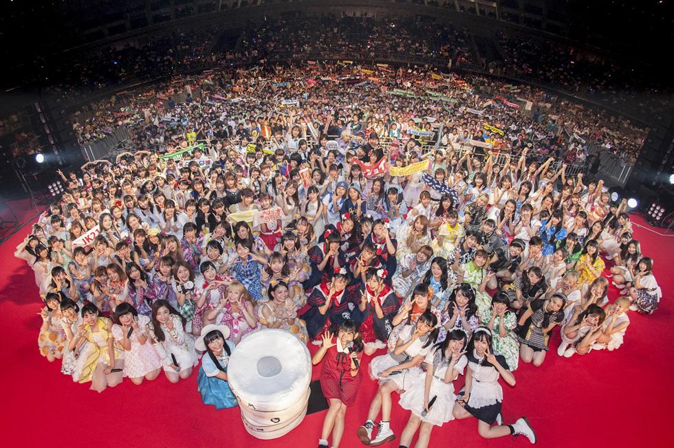大きく変化を遂げる2010年以降のアイドルシーンの中心地(1)