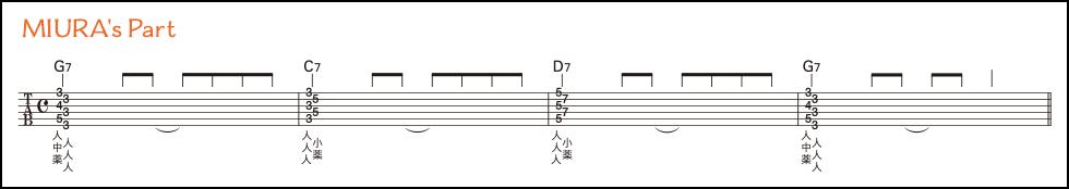バレーコード(43)