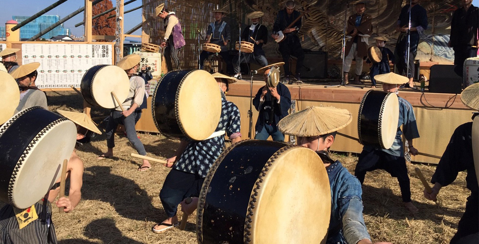「まつりの作り方」農村に蘇る郷土の物語~ど田舎にしかた祭り(栃木県栃木市)