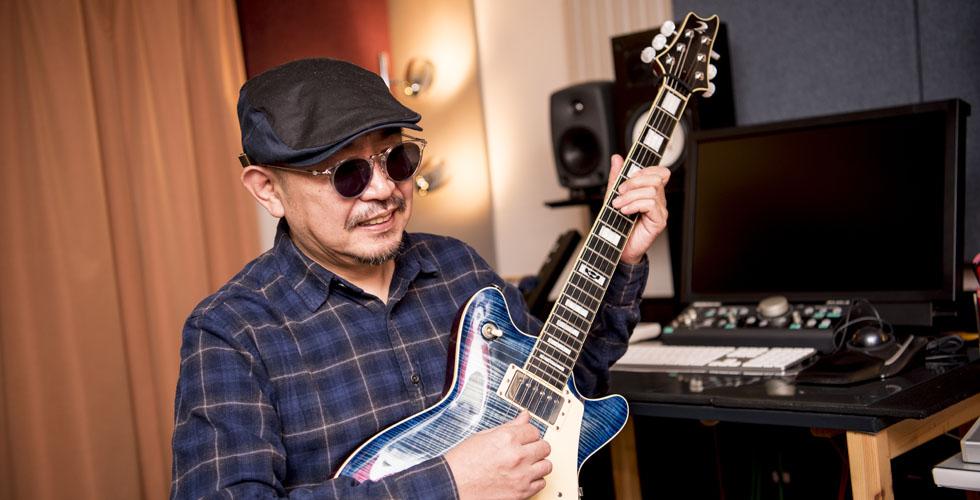 西村智彦(SING LIKE TALKING) × Line 6 Helix LT ~ベテランギタリストのサウンドメイキング術に迫る~
