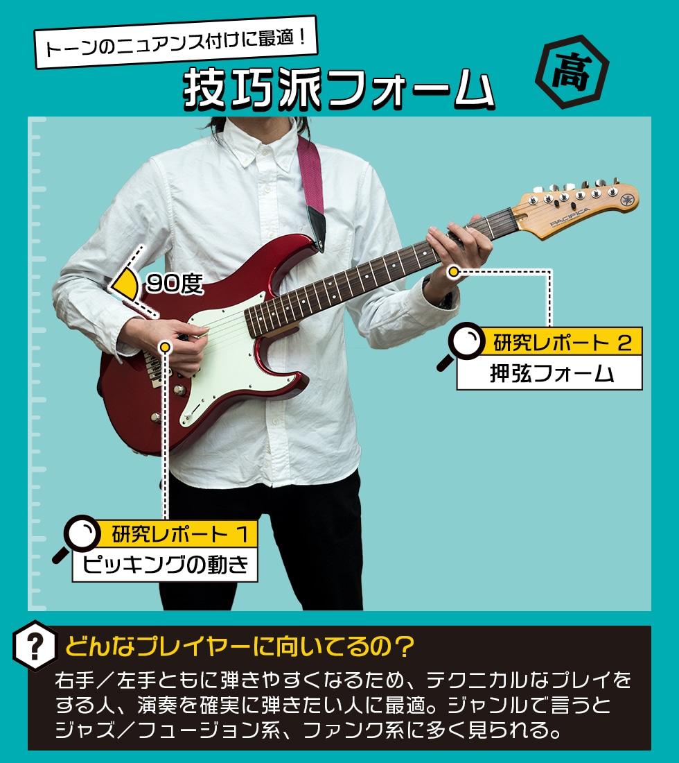 エレキギター構え方研究部(31)