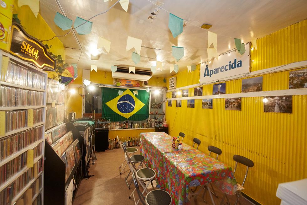 ブラジル好きが集えるコミュニティー・スペースとして、会社を辞めてAparecidaをオープン!(6)