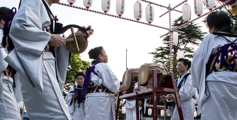 「まつりの作り方」盆踊りの故郷を彩る未来型夏祭り~藤沢宿 遊行の盆(神奈川県藤沢市)