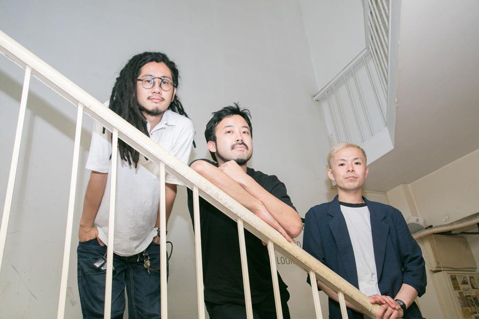 ピアノ・スリーピース・バンドRyu Matsuyama