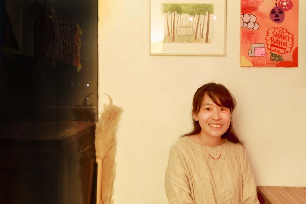 鉄工島フェス実行委員会事務局長/BUCKLE KOBO運営の伊藤悠さん