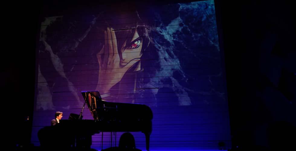 【ハイレゾ配信スタート】「『コードギアス 反逆のルルーシュ』ピアノソロコンサート」イベントレポート&ピアニート公爵インタビュー