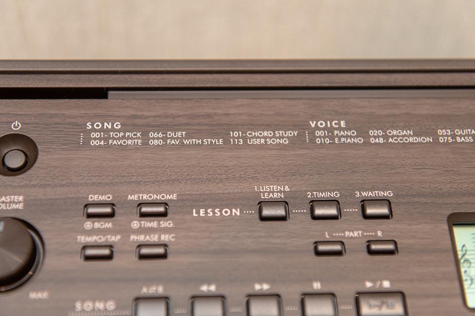 T&T番外編 電子キーボード新商品(12)