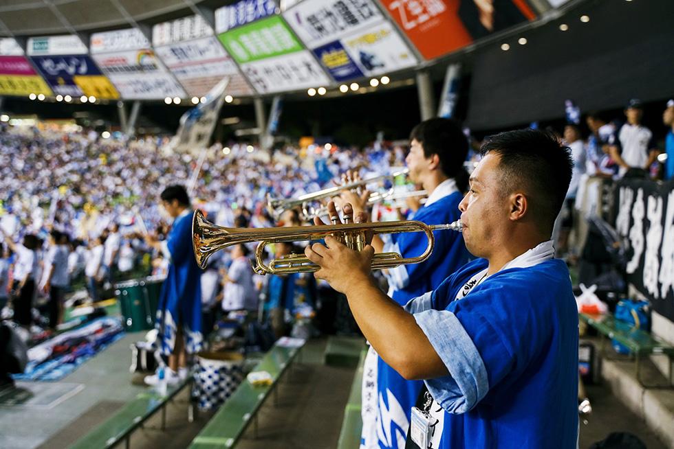 野球×音楽(西武私設応援団)5