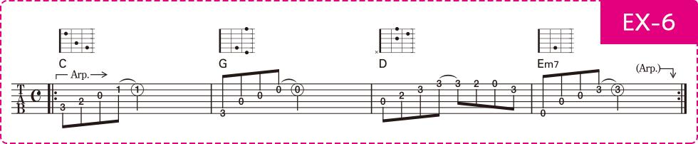 ベーシックテクニック(23)