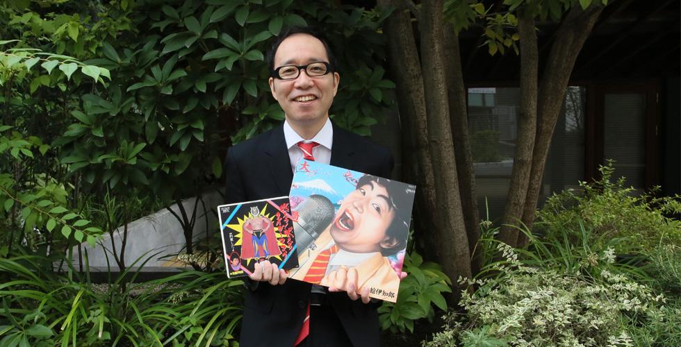 レコードマニア・実況アナウンサー清野茂樹に聞く!プロレス舞台裏の功労者たち