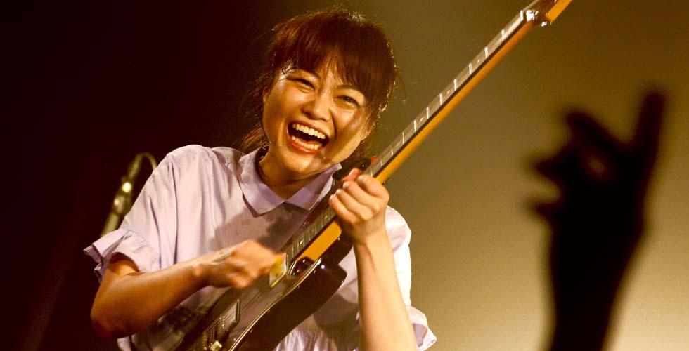 2月16日(金)「弓木流 Vol.3」開催!ギタリスト・弓木英梨乃のこれまでと、これからのこと