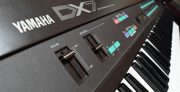 ヤマハ「DX7」と「reface DX」比較レポート!「DX7」篇