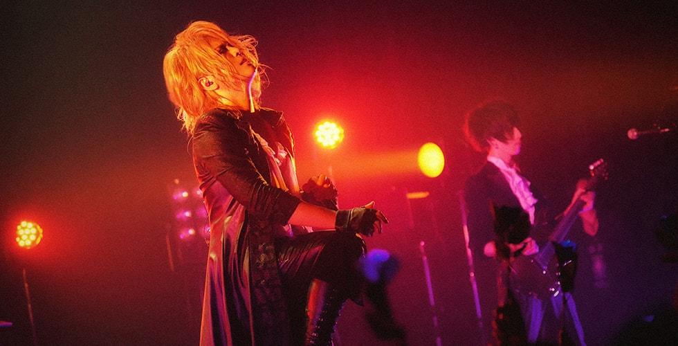 """新曲満載で紡がれる、新たな物語の幕開け。KAMIJO JAPAN TOUR 19 """"PERSONA GRATA""""初日レポート。"""