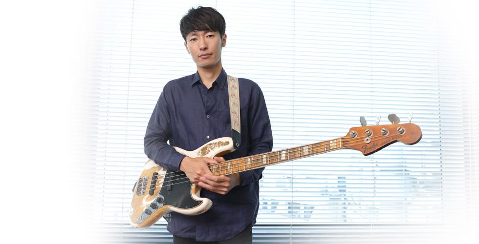ベーシスト・ナガイケジョー(SCOOBIE DO)のフェンダー Jazz Bass 【人生を変えた楽器】