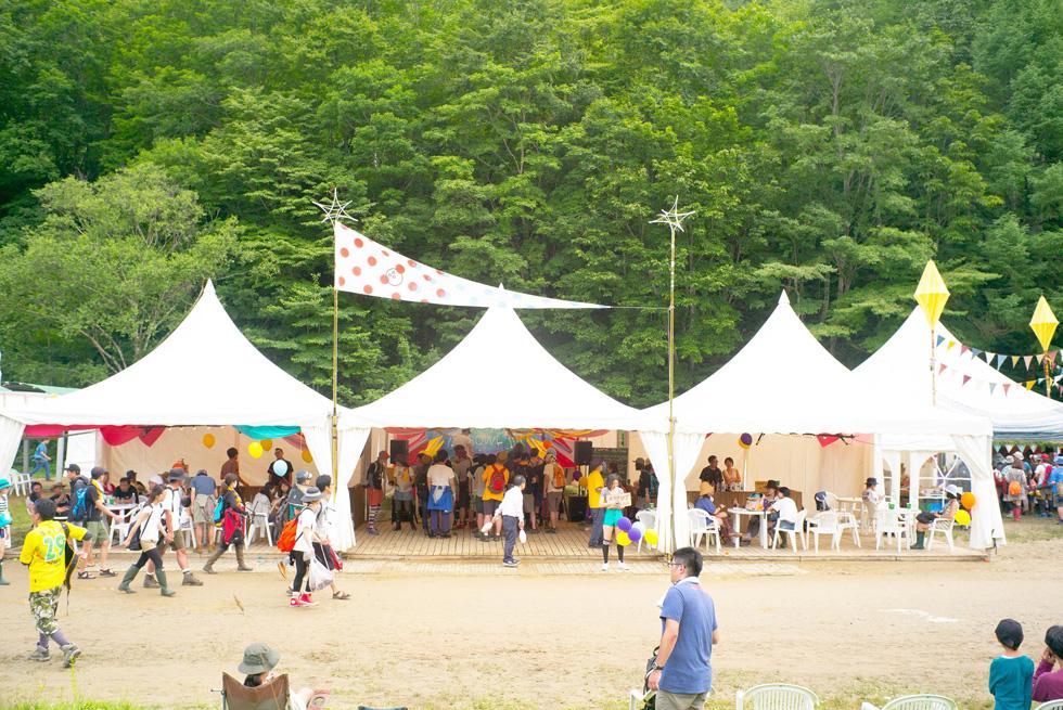 2015年度のフジボウルは、「関東ボウリング場協会」として出店。