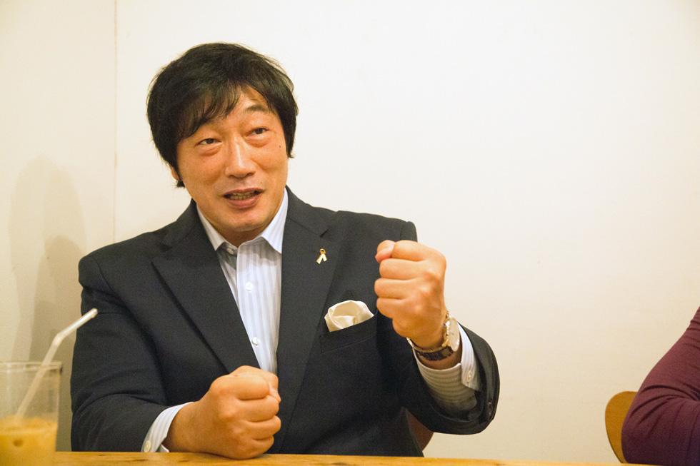 """""""鉄人""""のレパートリーは『アンパンマンたいそう』!?(1)"""