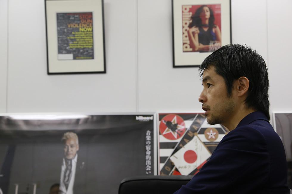ビルボードライブ・坂本大のエンタメ愛(2)