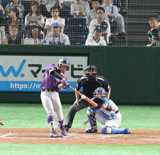 野球×音楽(ヤマハ吹奏楽団)4