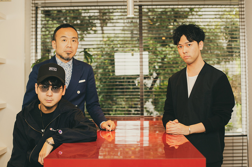松浦俊夫(TOSHIO MATSUURA GROUP)×江﨑文武(WONK)×安藤康平(MELRAW)(4)