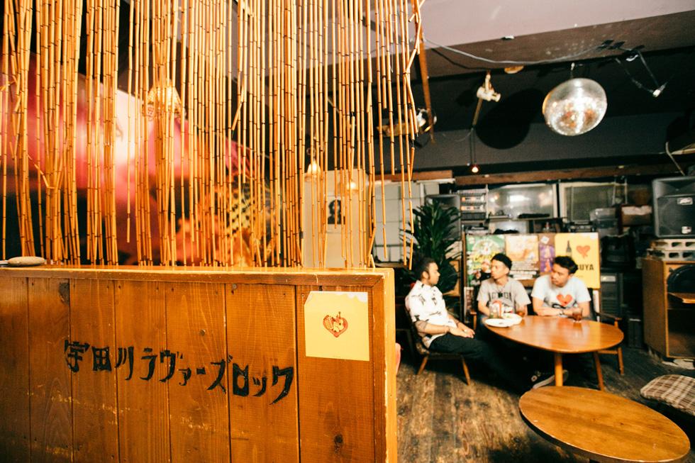 宇田川カフェ別館、店内の様子(3)