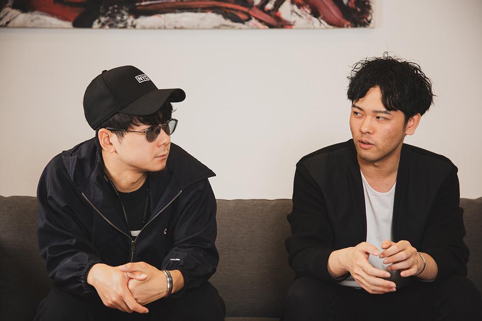 松浦俊夫(TOSHIO MATSUURA GROUP)×江﨑文武(WONK)×安藤康平(MELRAW)(2)