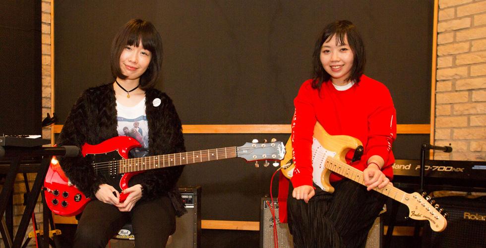 AKIKO KIYAMA×SHE TALKS SILENCE 『ぼっちMUSIC的ギター練習のすゝめ』
