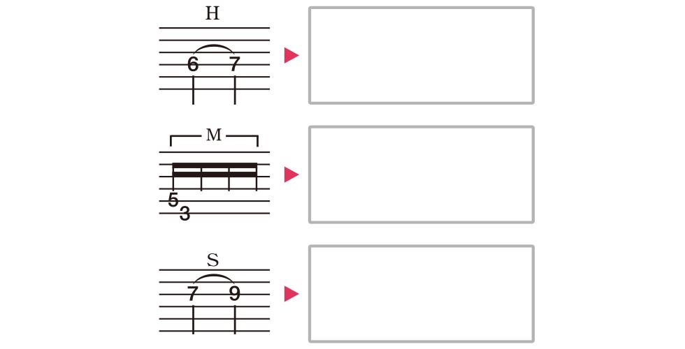 ギター模試(12)