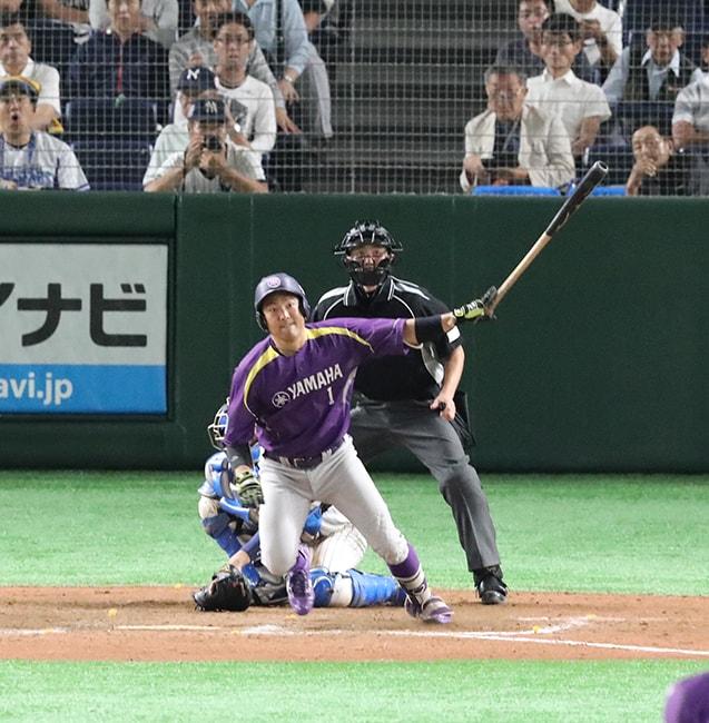 野球×音楽(ヤマハ吹奏楽団)5