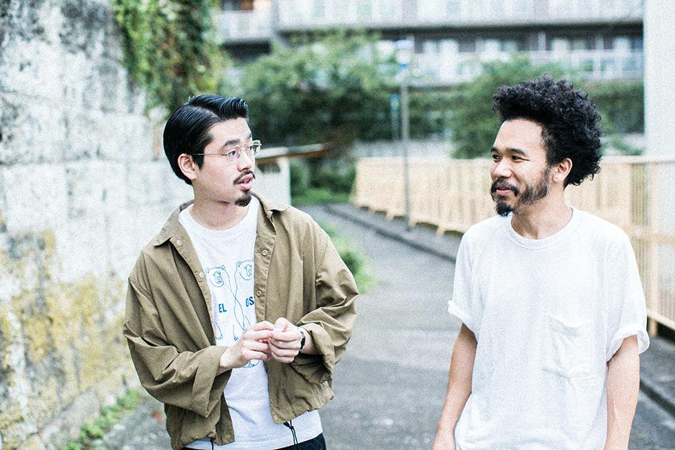 mabanua(Ovall)×ハマ・オカモト(OKAMOTO'S) お互いのミュージシャンとしての共通点とは?(1)
