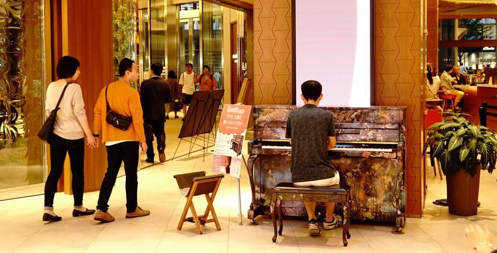 ふみ くん ピアノ